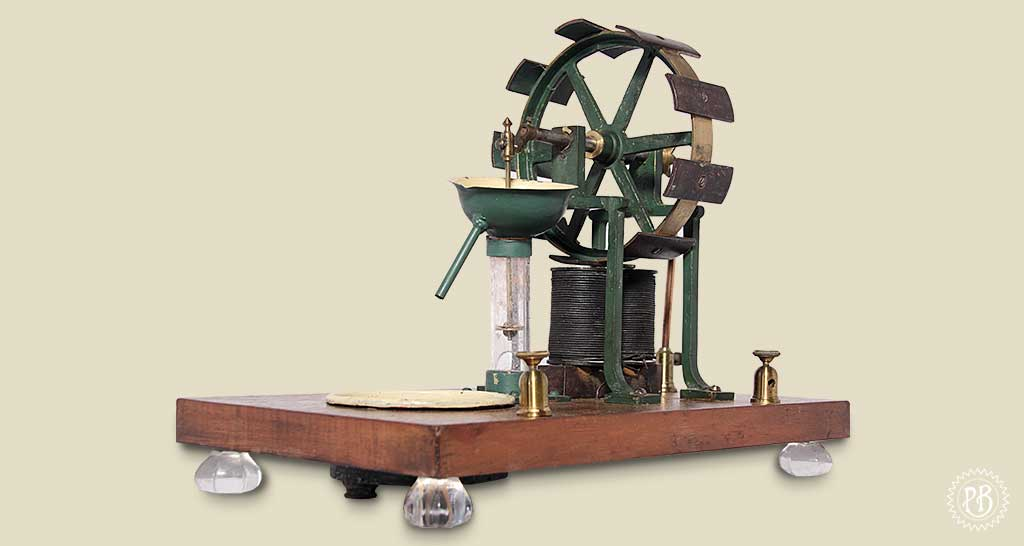 Antique scientifics instruments