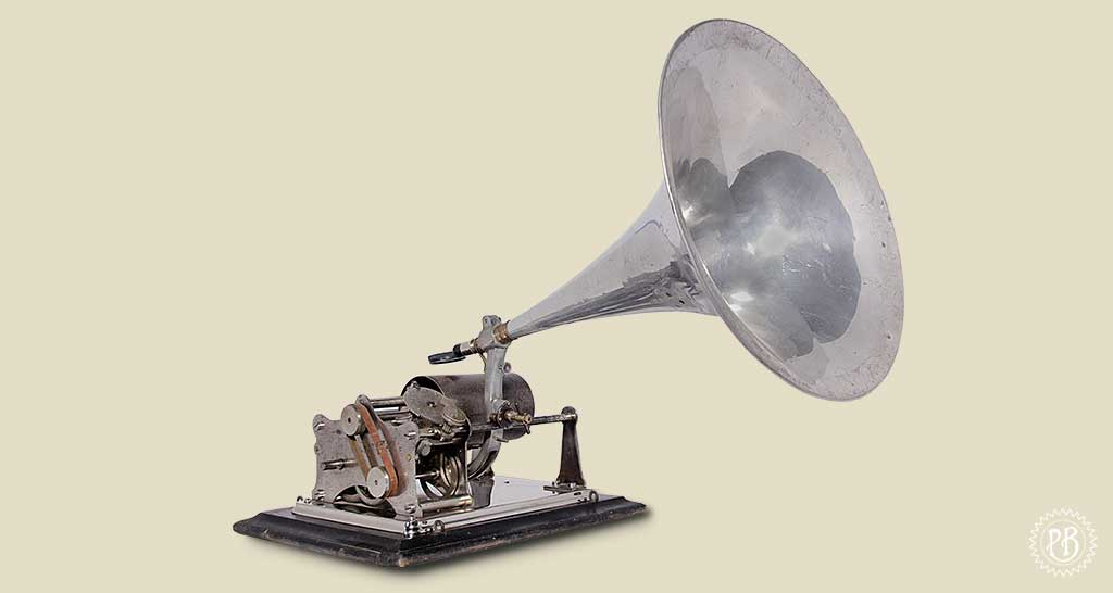 Phenix phonograph